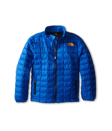 The North Face Kids - Thermoball Full Zip Jacket (Little Kids/Big Kids) (Monster Blue) Boy