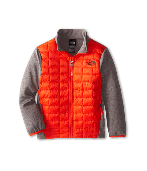 The North Face Kids - ThermoBall Hybrid (Little Kids/Big Kids) (Acrylic Orange) Boy's Clothing