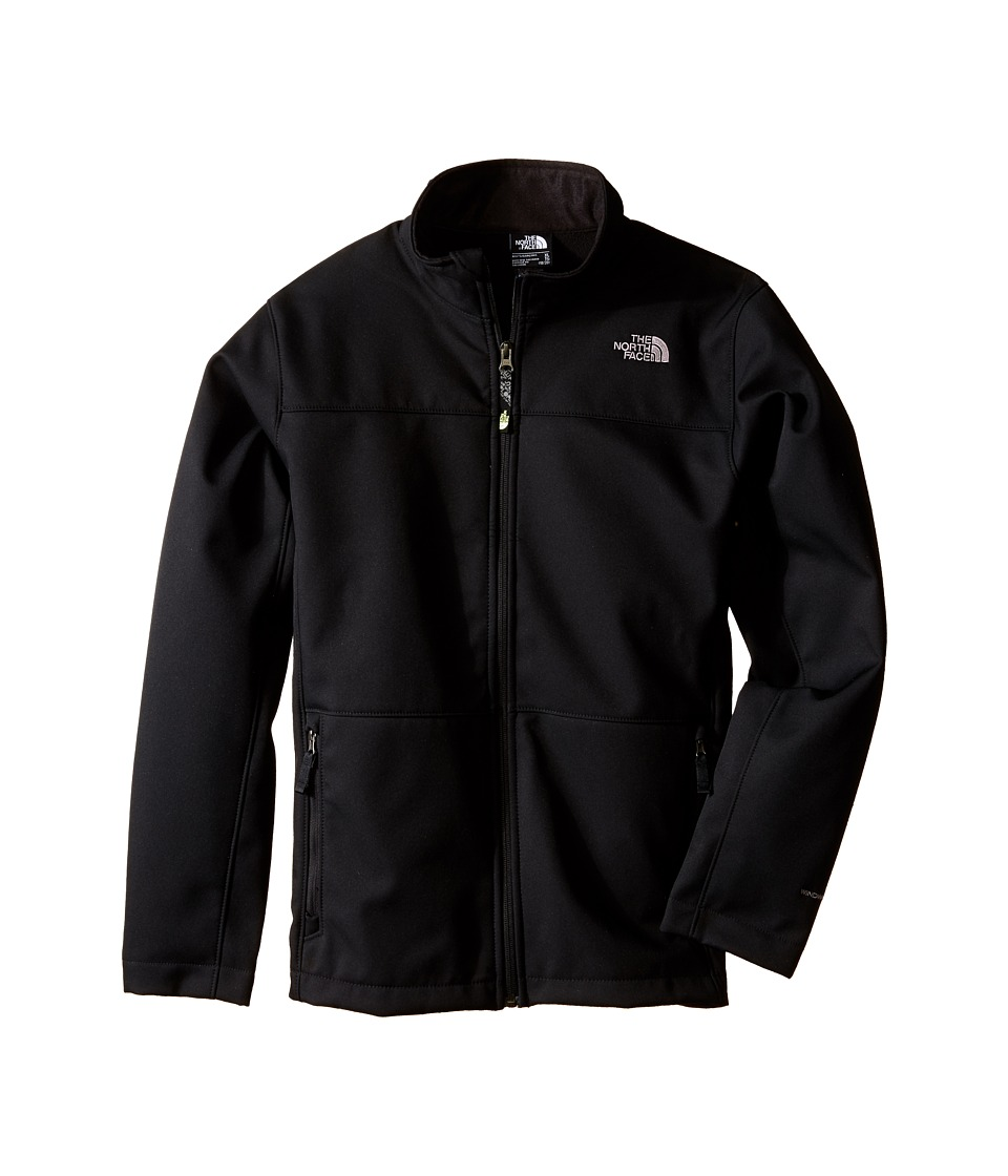 The North Face Kids - TNF Apex Bionic Jacket 15 (Little Kid/Big Kid) (TNF Black (Prior Season)) Boy's Coat