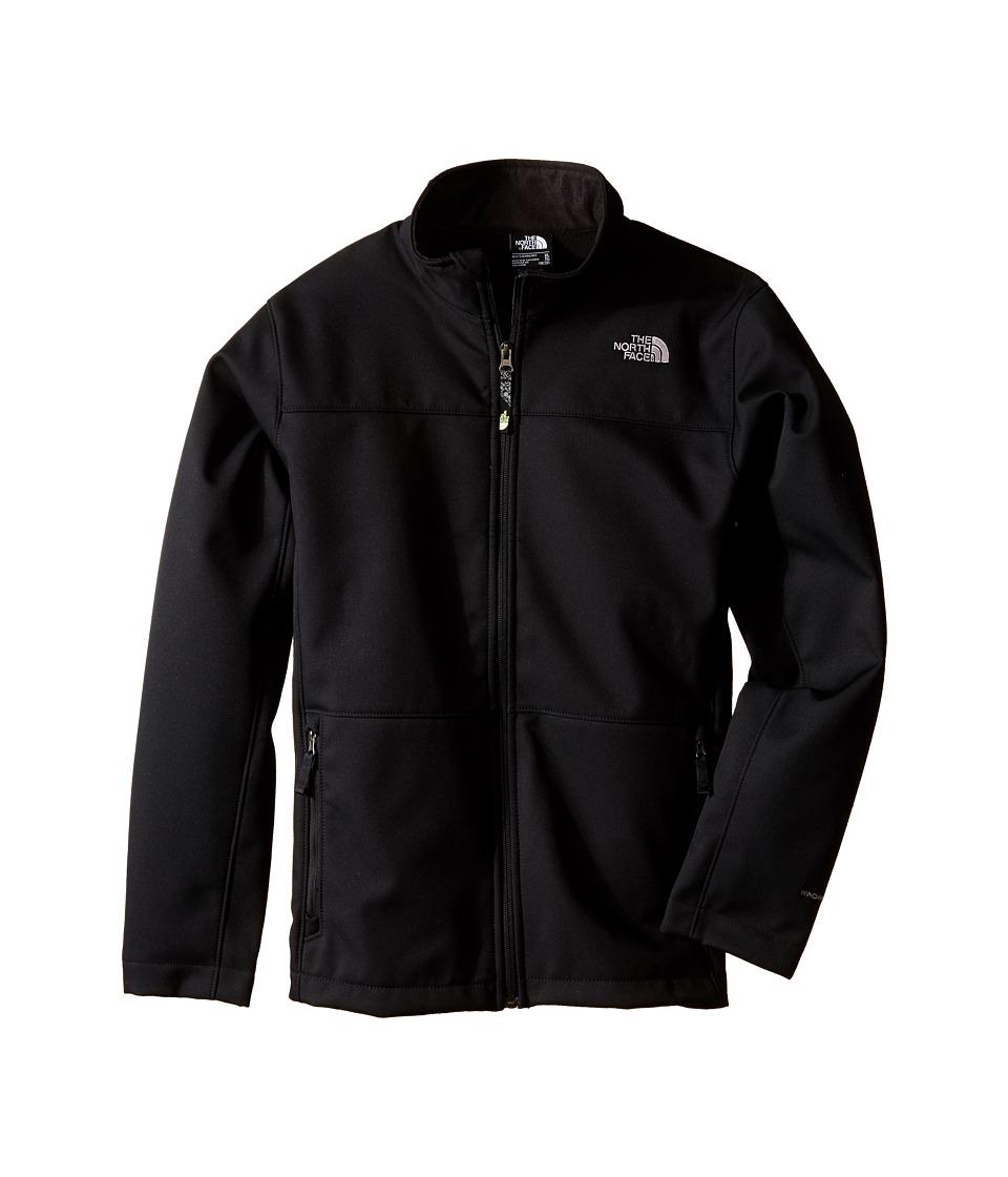 The North Face Kids - TNF Apex Bionic Jacket 15 (Little Kid/Big Kid) (TNF Black) Boy's Coat