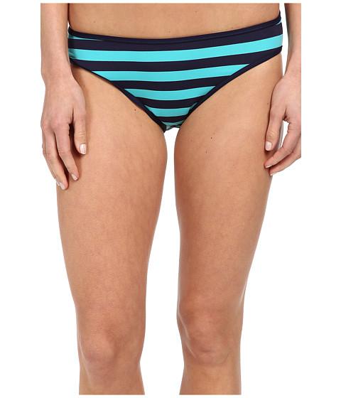 Carve Designs - Janie Reversible Bikini Bottom (Monaco/Anchor) Women's Swimwear
