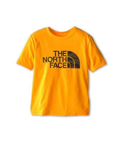 The North Face Kids - Markhor Hike S/S Tee 15 (Little Kid/Big Kid) (Koi Orange) Boy's T Shirt