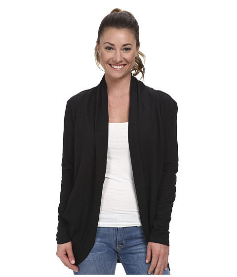 Carve Designs - Anderson Cardigan (Black) Women's Sweater