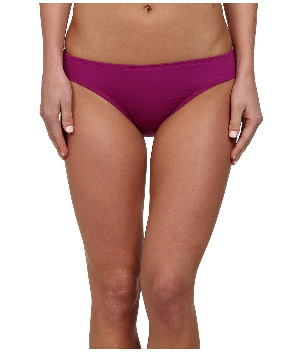 Carve Designs - St. Barth Bottom (Hibiscus) Women's Swimwear