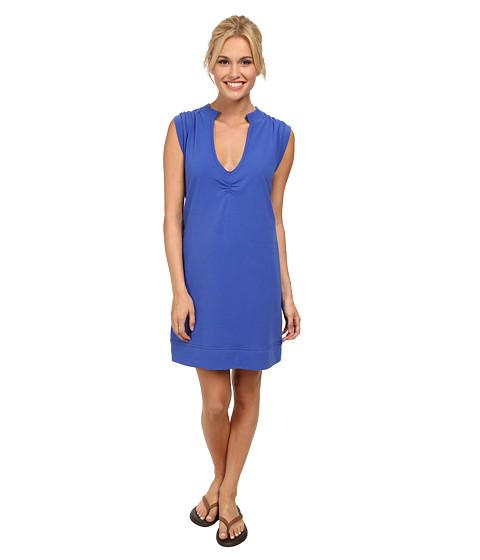 Carve Designs - Beach Shift Dress (Azure) Women