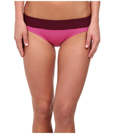 Carve Designs - Catalina Bottom (Hibiscus Tides w/ Plum) Women's Swimwear