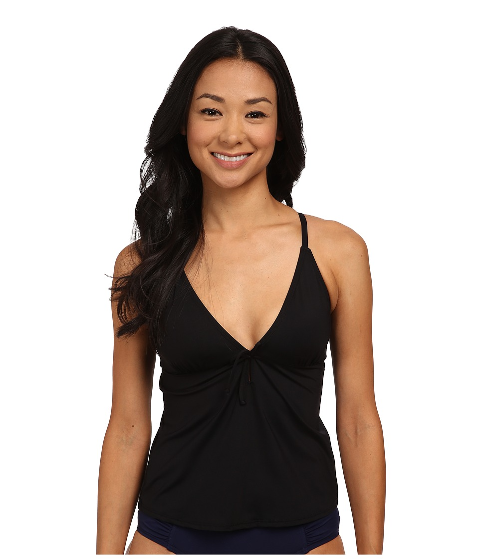 Carve Designs Nosara Tankini (Black) Women