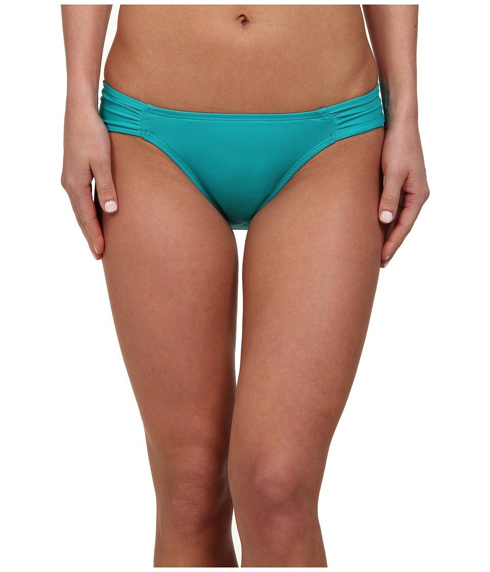 Carve Designs - Cardiff Bottom (Jade) Women's Swimwear
