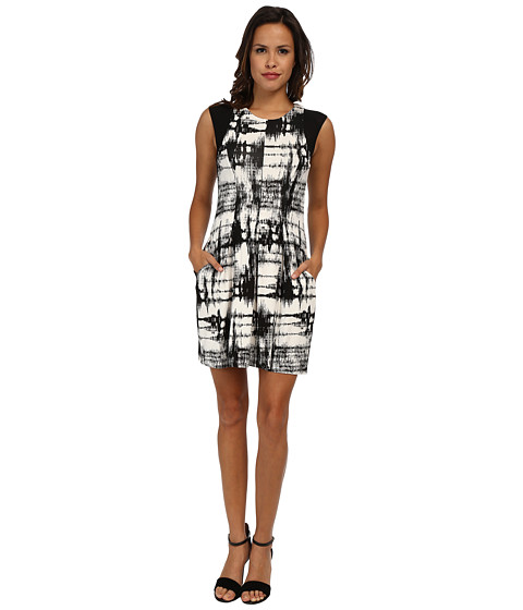 Tart - Kaydence Dress (White Noise) Women's Dress