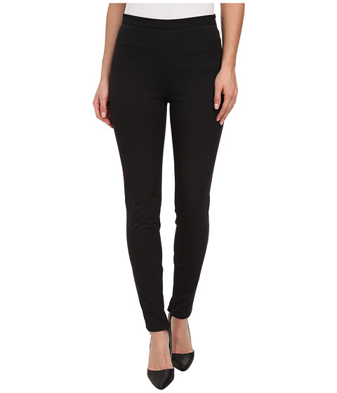Sanctuary - Zip Grease Legging (Black) Women's Casual Pants