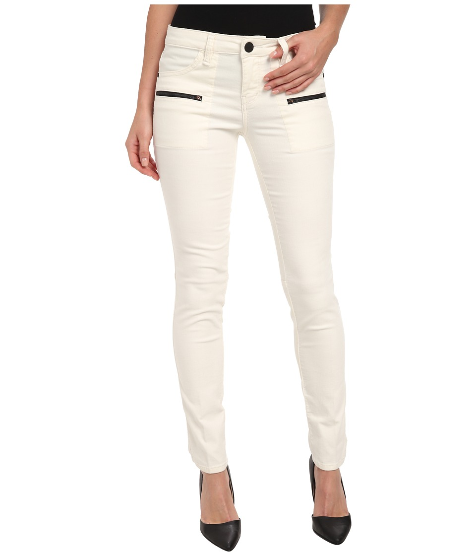 Sanctuary - Ace Utility Velveteen (Winter White) Women's Casual Pants