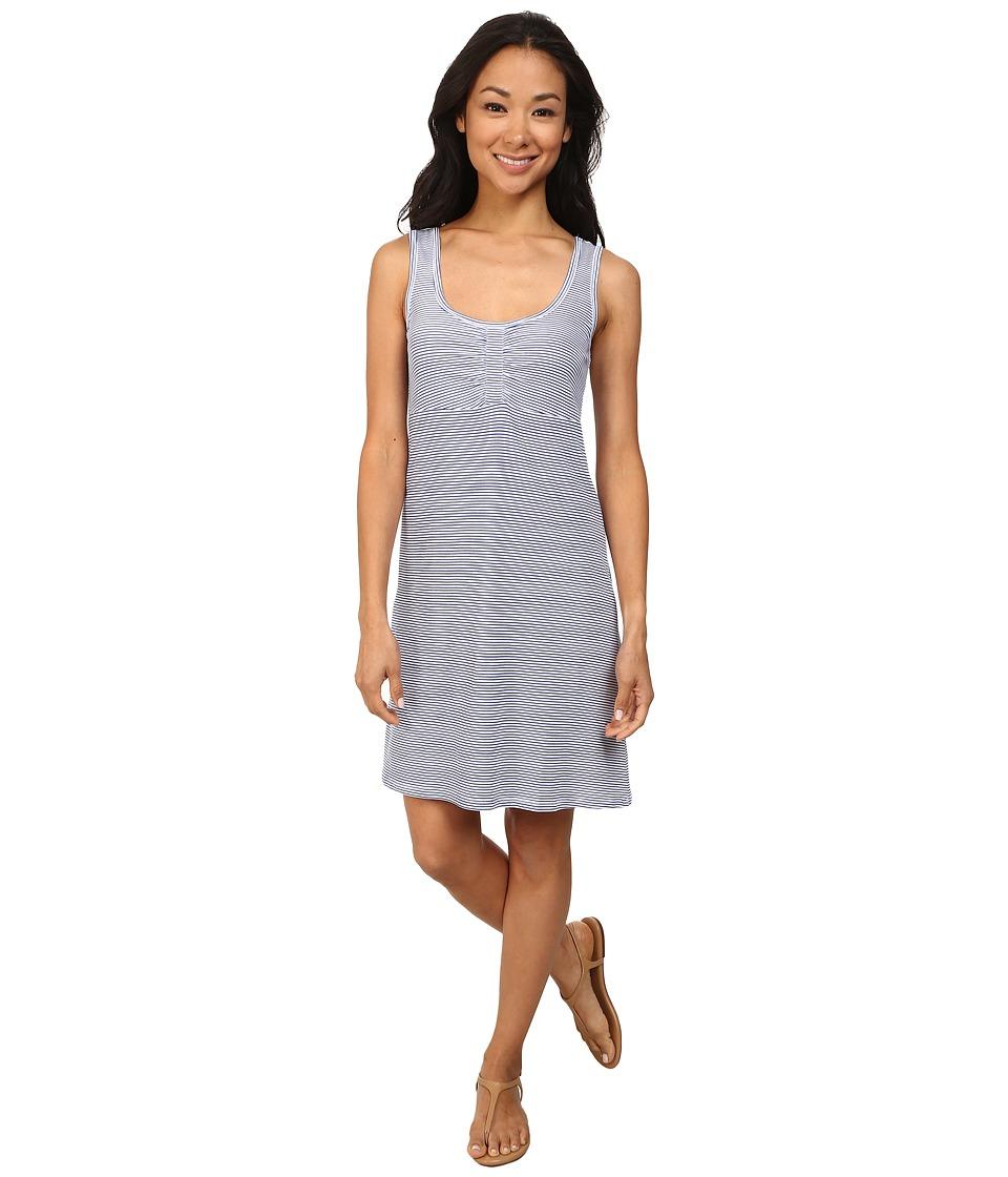 Carve Designs - Aloha Dress (Azure Tropez) Women's Dress