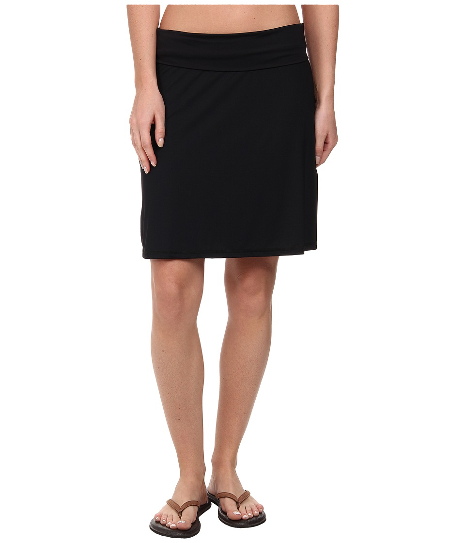 Carve Designs Seaside Skirt (Black 1) Women