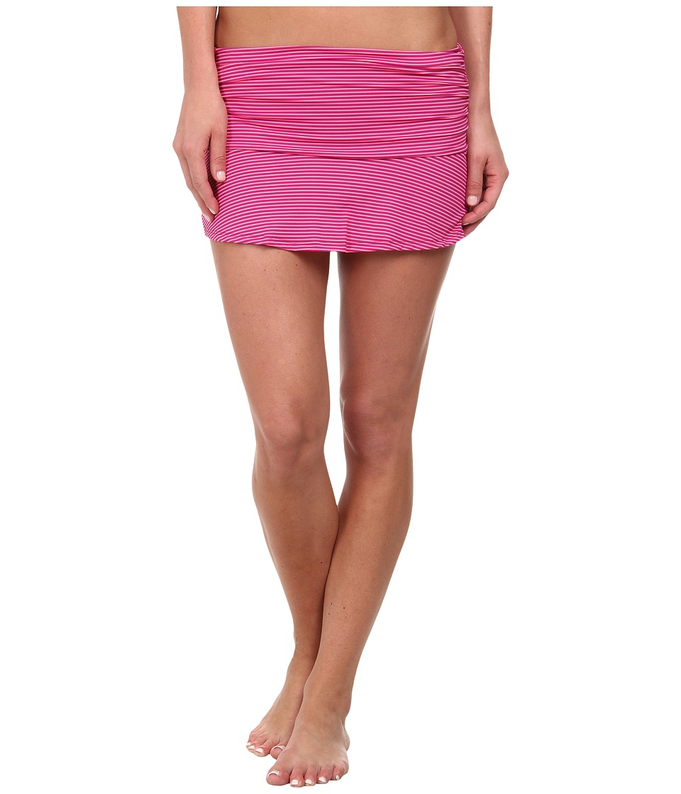 Carve Designs - Playa Skirt Bottom (Hibiscus Tides) Women's Skirt