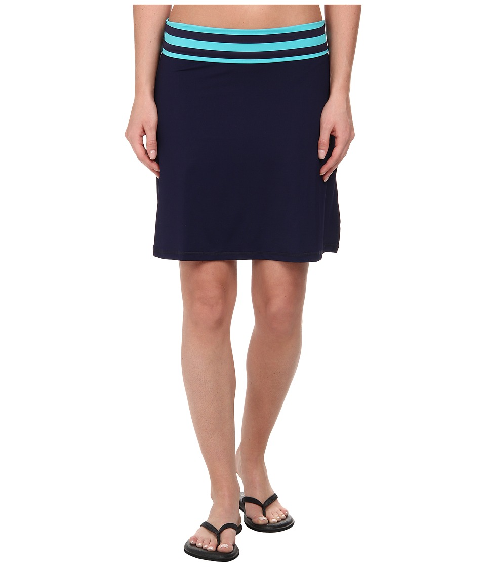 Carve Designs - Seaside Skirt (Anchor) Women's Swimwear