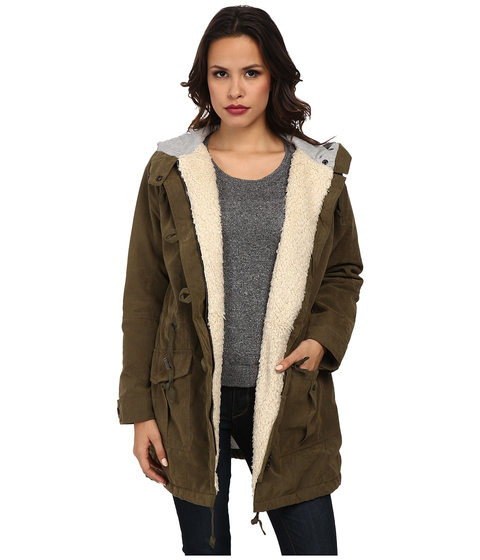 Sanctuary - Shelter Parka (Fatigue) Women