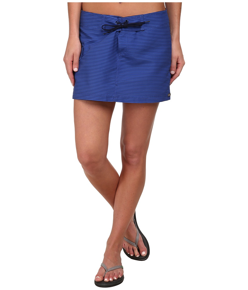 Carve Designs - Paddler Skirt (Azure Tides) Women's Skirt