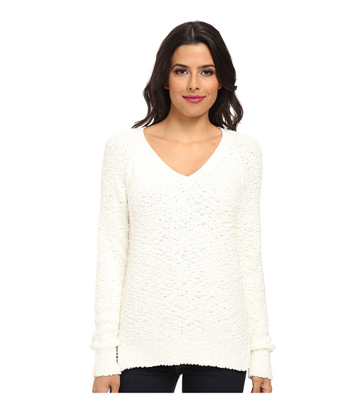 Sanctuary - Teddy Bear Sweater (Ivory) Women's Sweater