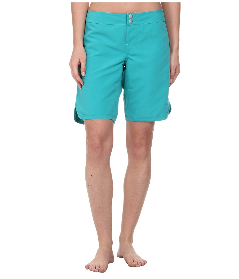Carve Designs - Pipeline Short (Jade) Women