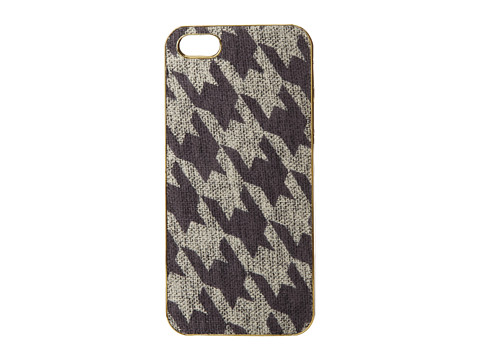Scotch & Soda - Wooly iPhone 5 Hardcover Case (Grey) Cell Phone Case