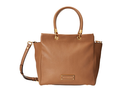 Marc by Marc Jacobs - Too Hot To Handle Bentley (Praline 1) Satchel Handbags