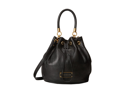 Marc by Marc Jacobs - Too Hot To Handle Drawstring (Black 1) Drawstring Handbags