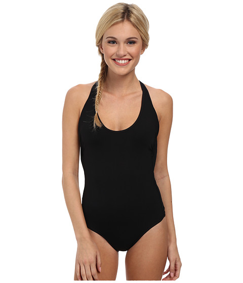 Carve Designs - Kailua Full Piece (Black) Women