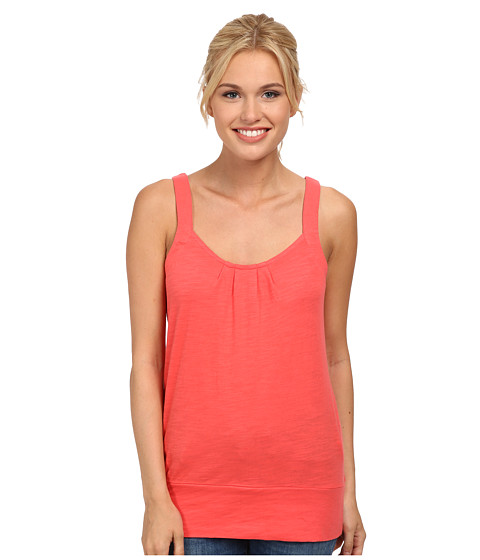 Carve Designs - Newport Tank (Papaya) Women's Sleeveless