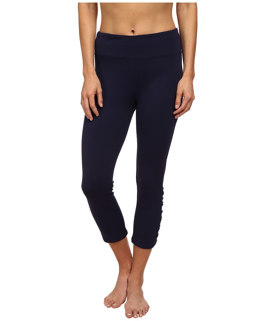 Carve Designs Baya Capri (Anchor) Women