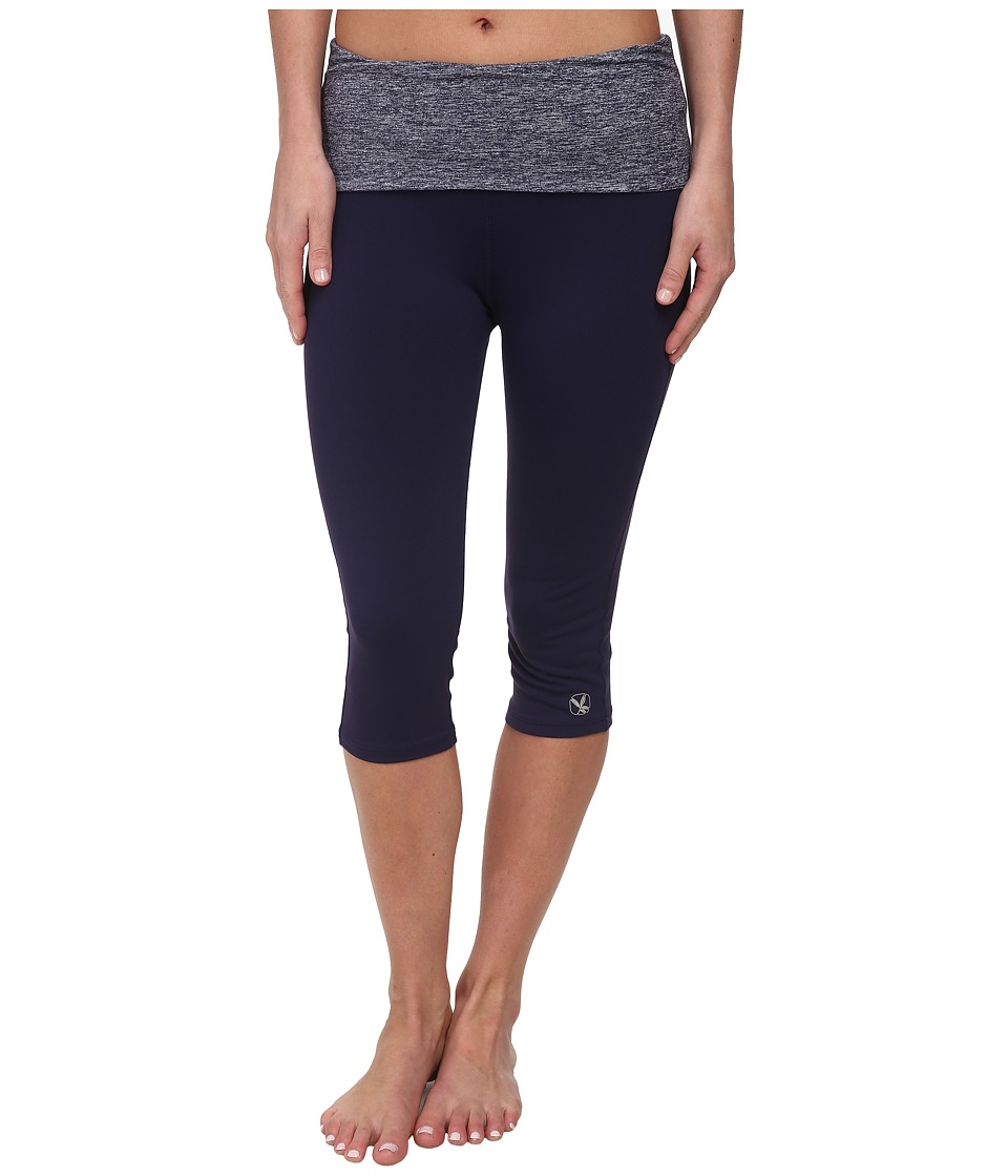 Carve Designs - Mira Tight (Anchor) Women's Workout