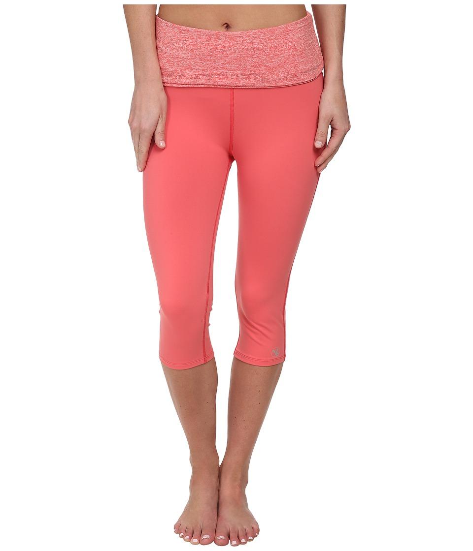 Carve Designs - Mira Tight (Papaya) Women's Workout plus size,  plus size fashion plus size appare