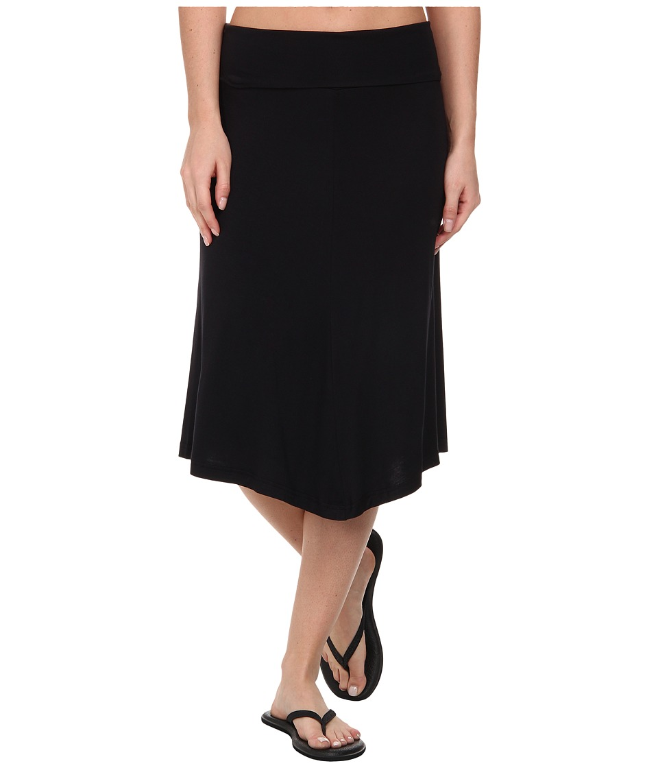 Carve Designs Hamilton Skirt (Black) Women