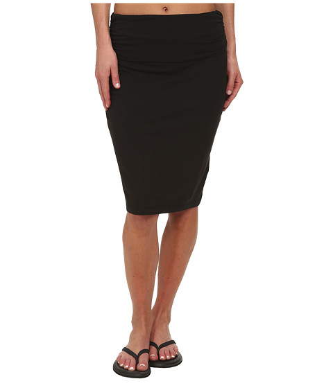 Carve Designs - Parc Skirt (Black 1) Women