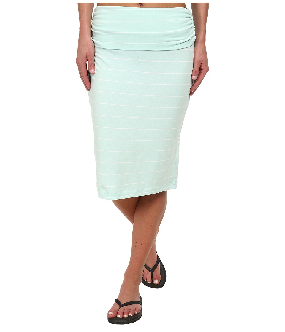 Carve Designs Parc Skirt (Pool Coastal) Women