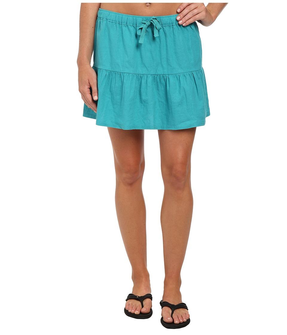 Carve Designs - Paloma Skirt (Jade) Women