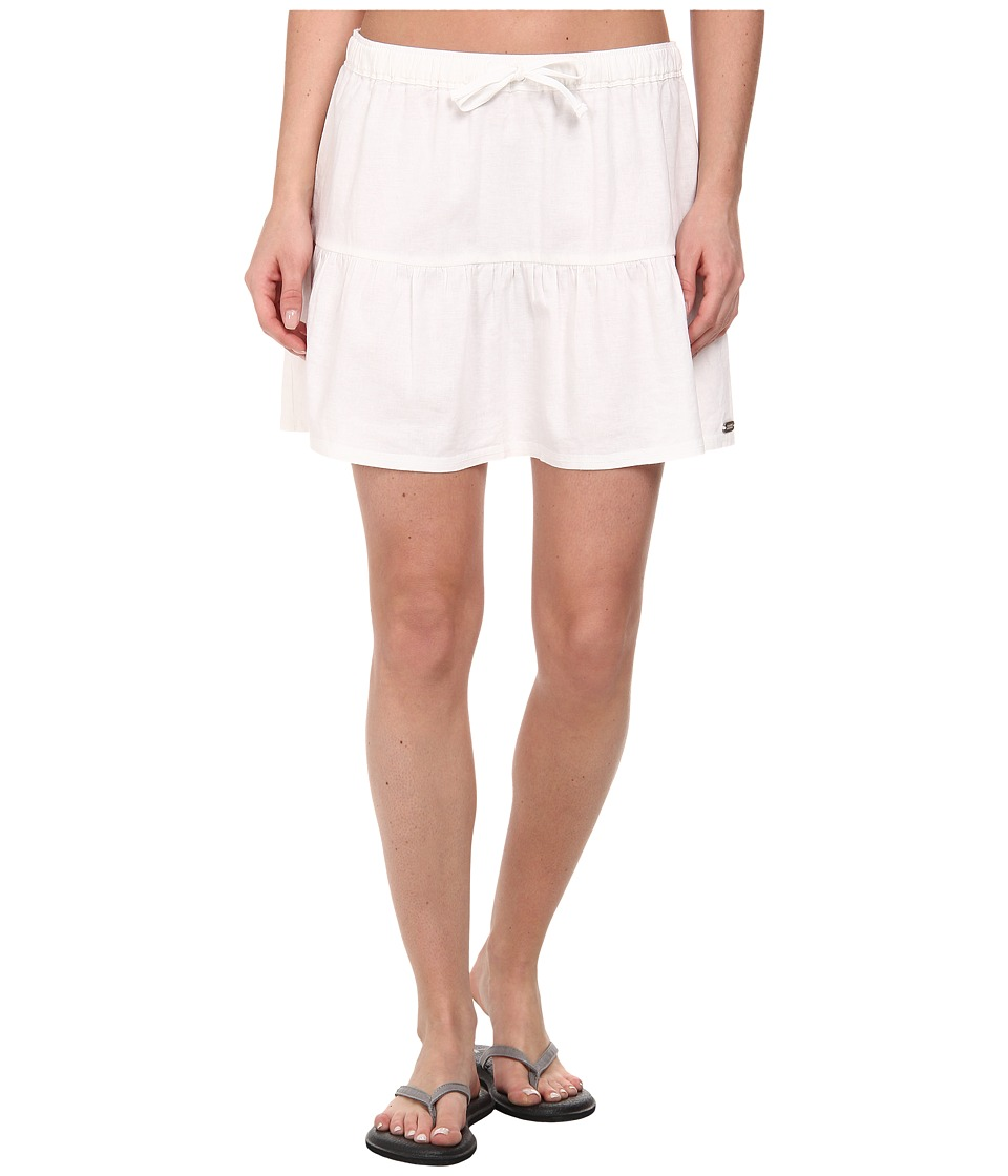 Carve Designs - Paloma Skirt (White) Women