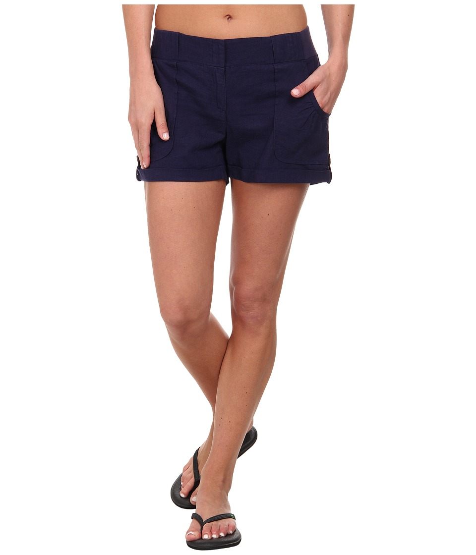 Carve Designs - Lanikai Short (Anchor) Women's Shorts