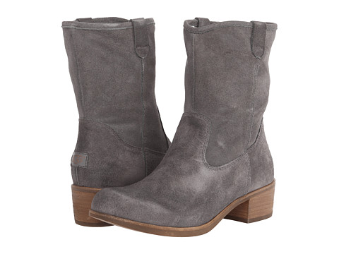 UGG - Rioni (Charcoal Suede) Cowboy Boots