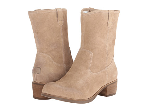 UGG - Rioni (Fawn Suede) Cowboy Boots