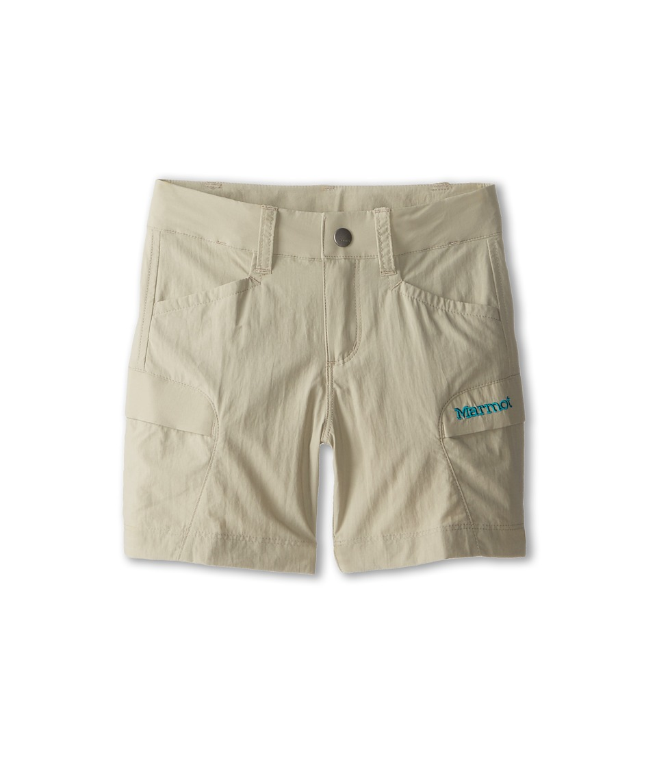 Marmot Kids - Ani Short (Little Kids/Big Kids) (Sandstorm 1) Girl's Shorts