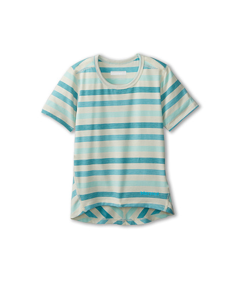 Marmot Kids - Gracie S/S Top (Little Kids/Big Kids) (Turtle Dove) Girl's T Shirt