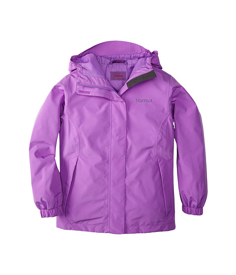 Marmot Kids - Southridge Jacket (Little Kids/Big Kids) (Purple Shadow) Girl