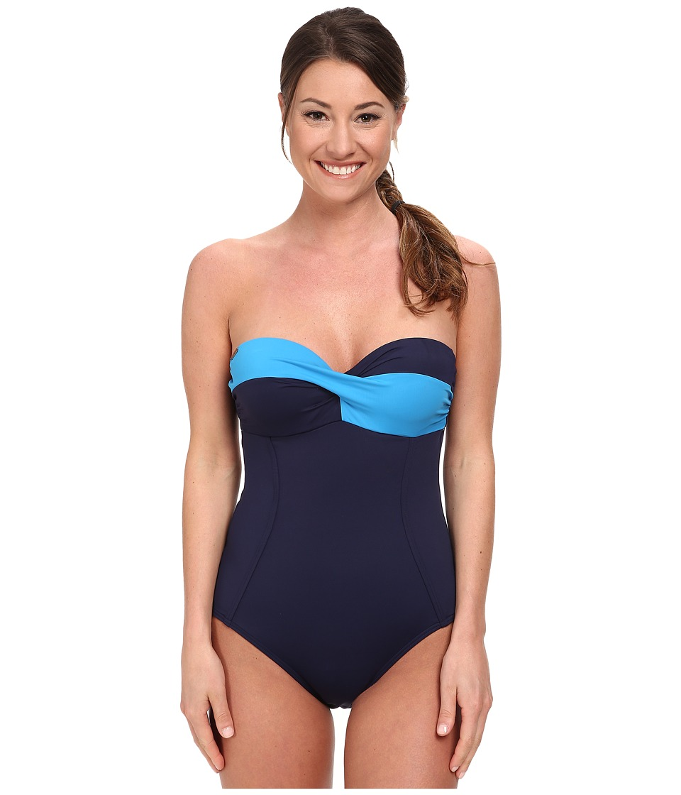 Lole - Uvita One-Piece (Amalfi Blue) Women