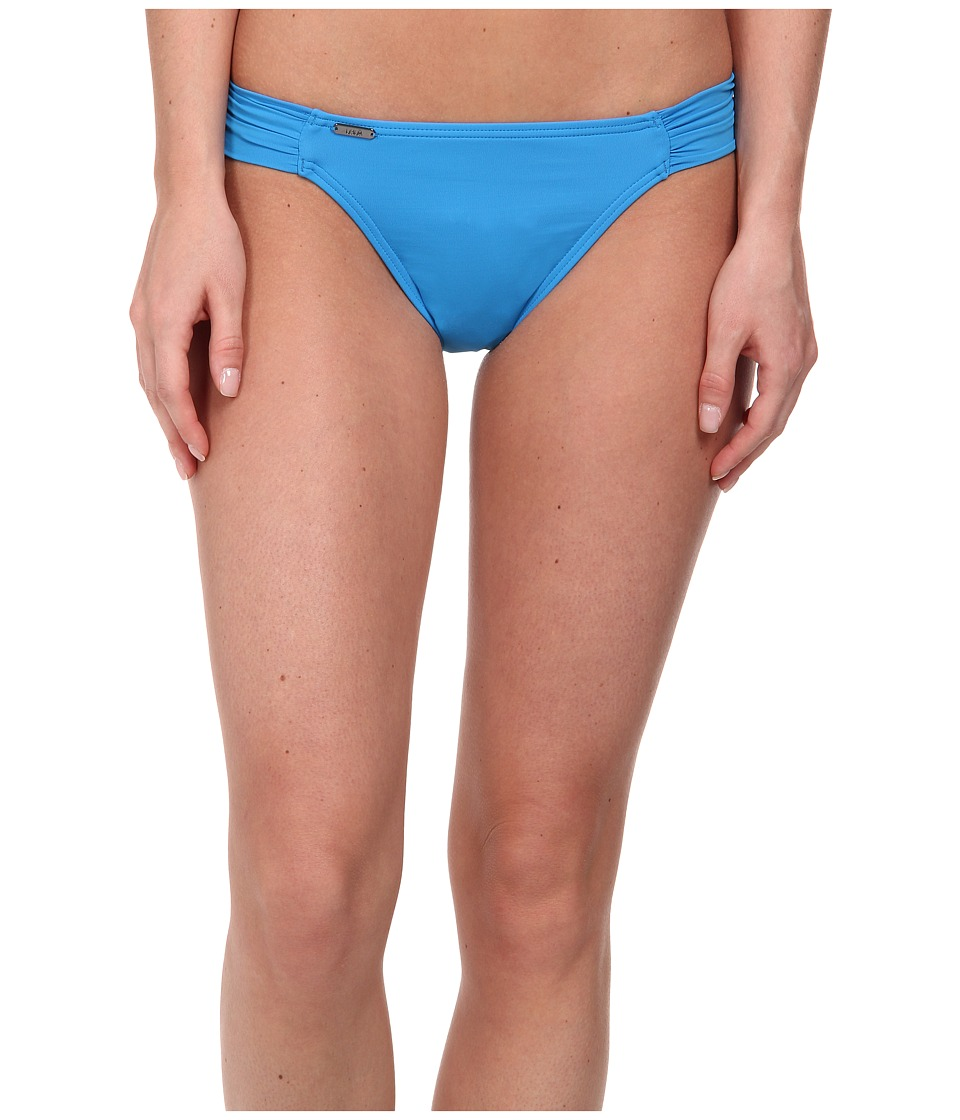 Lole Rio Low Swim Bottom (Blue Potato) Women