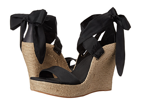 1d5263e0159 ... Black UPC 737045382388 product image for UGG - Jules  (Black Textile Leather) Women s ...