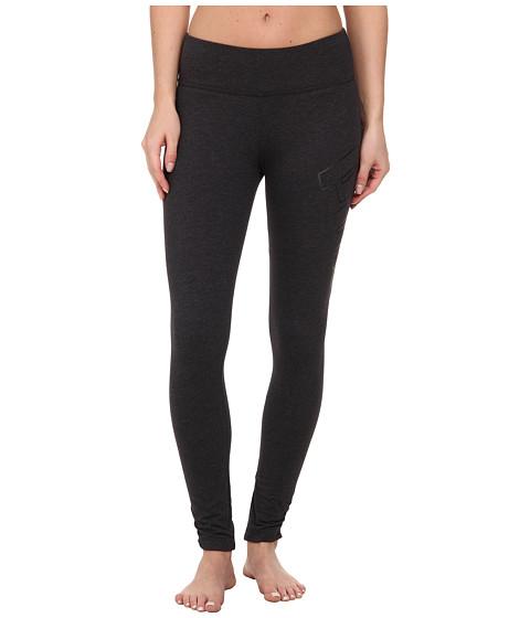 PUMA - Logo Legging (Light Gray Heather) Women's Casual Pants