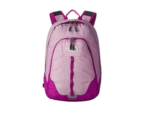 The North Face - Women's Vault (Magic Magenta Heather) Backpack Bags