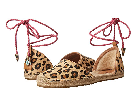 UGG - Libbi Calf Hair Leopard (Chestnut Leopard Calf Hair) Women