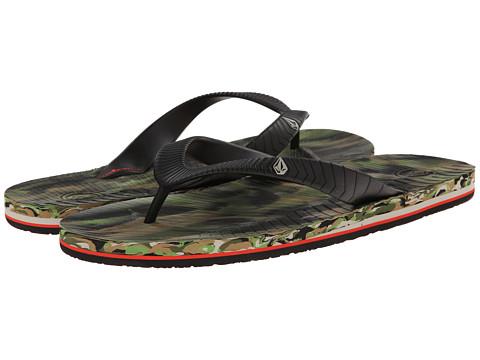Volcom - Concourse 2 (Camouflage) Men's Sandals