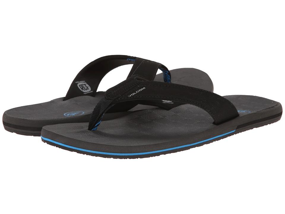 Volcom - Victor 2 (Pewter) Men's Sandals